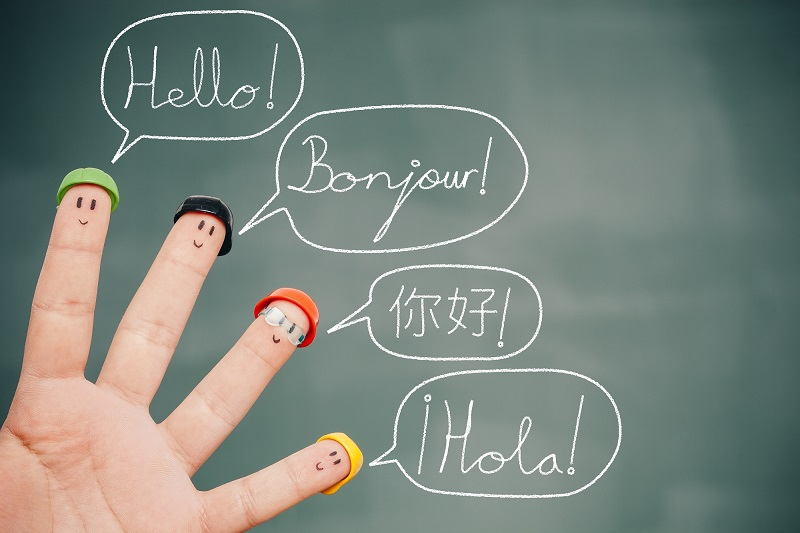 Spanish | Italian | French — English interpreter & Translation